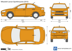 Mitsubishi Lancer Sportlimousine