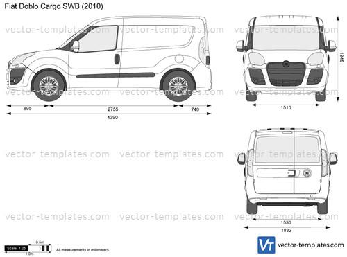 Fiat Doblo Cargo Standard SWB