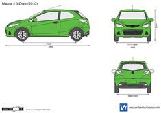 Mazda 2 3-Door