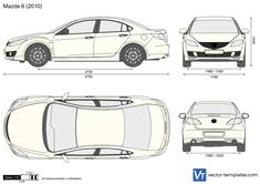 Mazda 6 4-Door