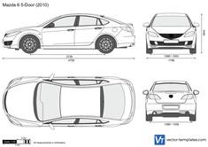 Mazda 6 5-Door