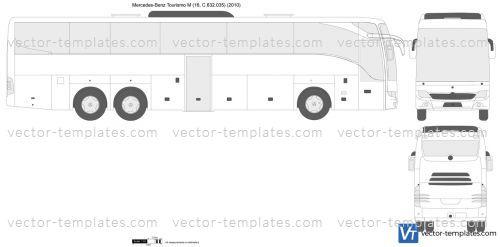 Mercedes-Benz Tourismo M (16, C.632.035)