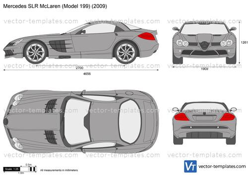 Mercedes-Benz SLR McLaren W199