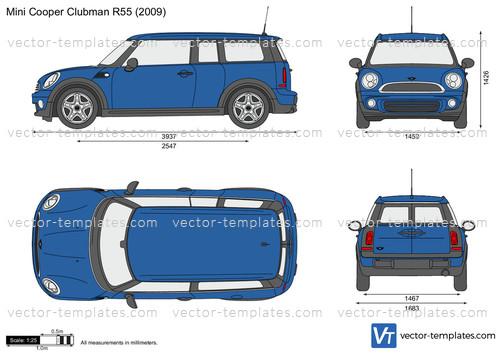 Mini Cooper Clubman R55