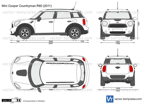 Mini Cooper Countryman R60