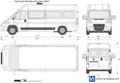 Fiat Ducato Schoolbus 30-person