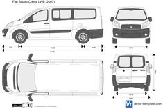 Fiat Scudo Combi LWB