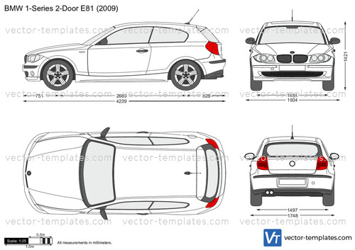 templates - cars - bmw