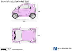 Smart ForTwo Coupe (Model 450)