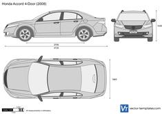 Honda Accord 4-Door