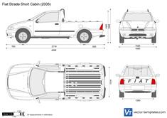 Fiat Strada Short Cabin