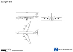 Boeing DC-8-55