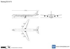 Boeing DC-8-73