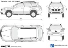 Mitsubishi Airtrek AWD