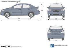 Chevrolet Aveo Berline