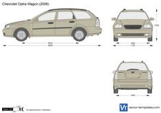 Chevrolet Optra Wagon