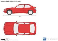 BMW 3-Series Compact E36