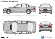 BMW 3-Series Sedan E46