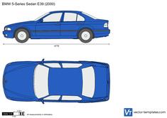 BMW 5-Series Sedan E39
