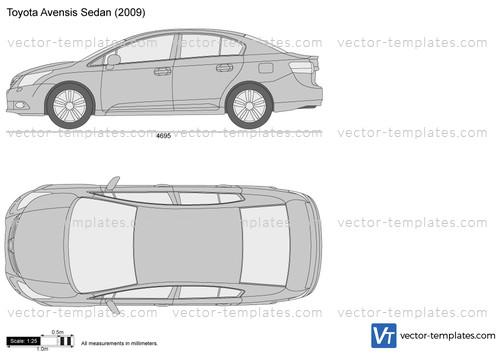 Toyota Avensis Sedan