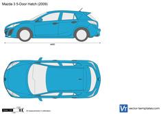 Mazda 3 5-Door Hatch