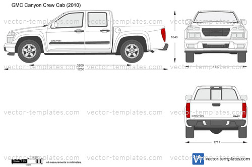 templates - cars - gmc