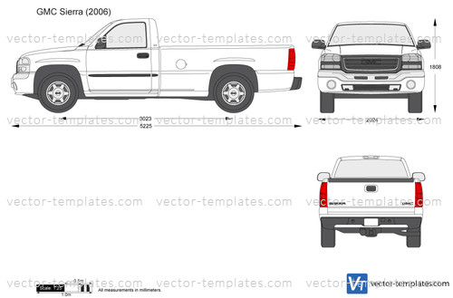 Templates Cars Gmc Gmc Sierra