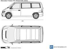 Mercedes-Benz V-Class Vito W638
