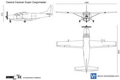 Cessna 208 Caravan Super Cargomaster
