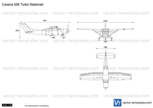 Cessna 206 Turbo Stationair