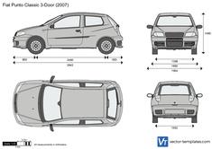 Fiat Punto Classic 3-Door