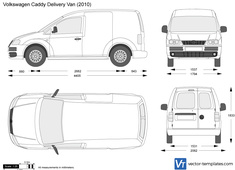 Volkswagen Caddy Delivery Van