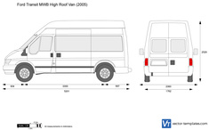 Ford Transit MWB High Roof Van