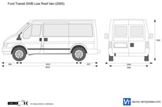 Ford Transit SWB Low Roof Van