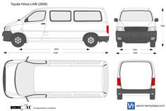 Toyota HiAce LWB