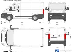 Fiat Ducato Van SWB