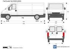 Fiat Ducato Van MWB