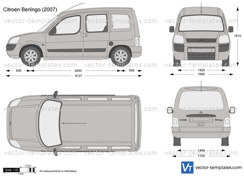 templates cars citroen citroen berlingo. Black Bedroom Furniture Sets. Home Design Ideas