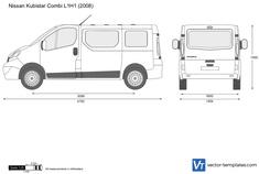 Nissan Primastar Combi L1H1