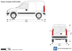 Nissan Kubistar SWB