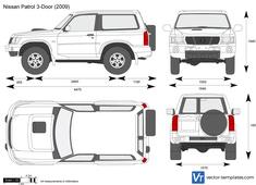 Nissan Patrol 3-Door