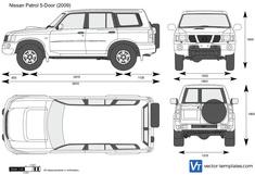 Nissan Patrol 5-Door