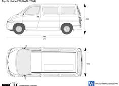 Toyota HiAce 280 SWB