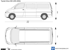 Toyota HiAce 300 LWB