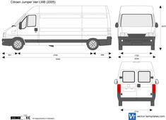 Citroen Jumper Van LWB