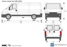 Citroen Jumper Van SWB