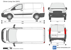 Citroen Jumpy Van