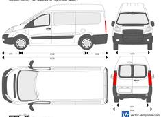 Citroen Jumpy Van Maxi LWB High Roof