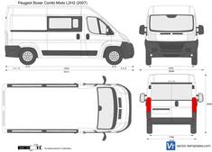 Peugeot Boxer Combi Mixto L2H2