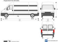 Peugeot Boxer Van LWB